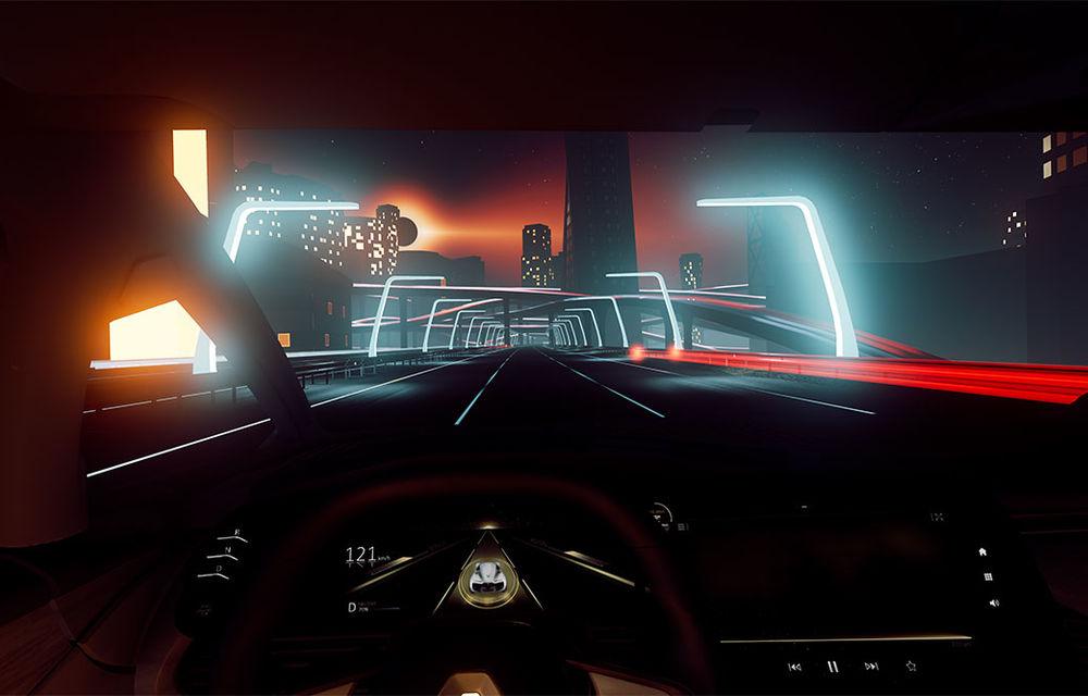Ziua în care am călătorit în viitor: test în trafic real cu prototipul autonom Renault Symbioz - Poza 87