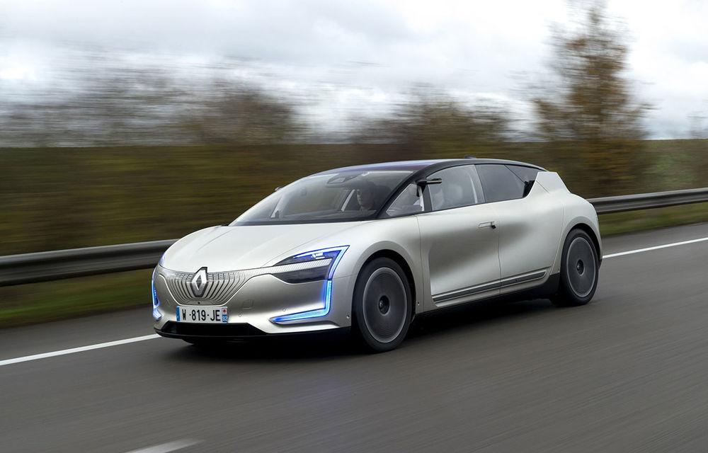 Ziua în care am călătorit în viitor: test în trafic real cu prototipul autonom Renault Symbioz - Poza 81