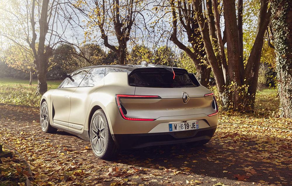 Ziua în care am călătorit în viitor: test în trafic real cu prototipul autonom Renault Symbioz - Poza 40