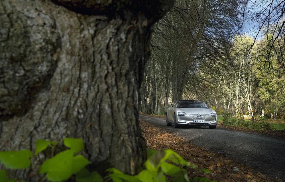 Ziua în care am călătorit în viitor: test în trafic real cu prototipul autonom Renault Symbioz - Poza 72