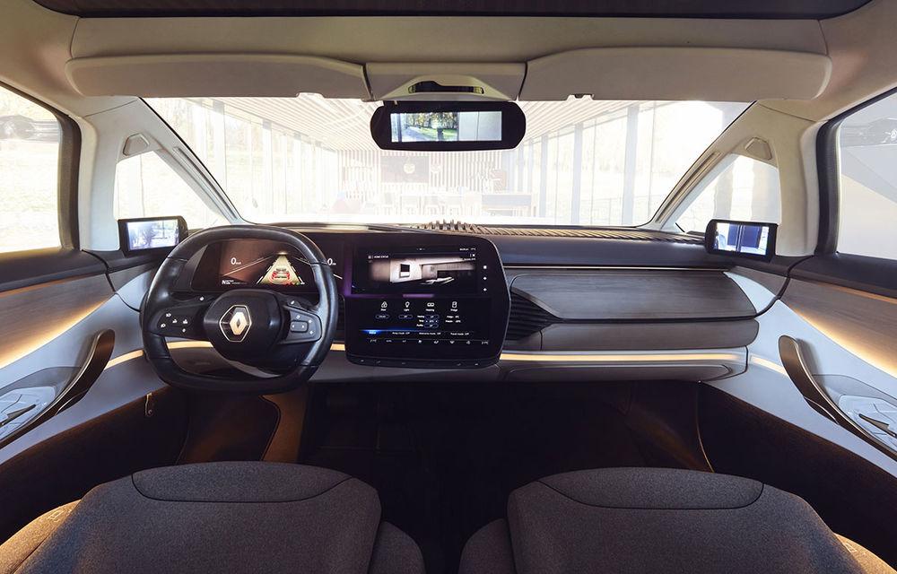 Ziua în care am călătorit în viitor: test în trafic real cu prototipul autonom Renault Symbioz - Poza 20
