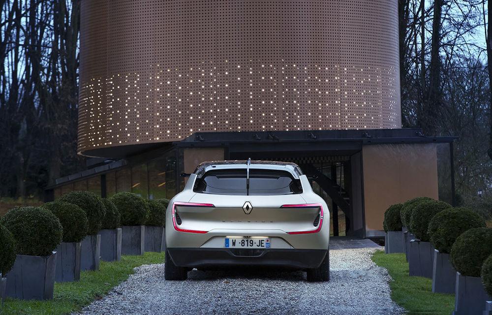 Ziua în care am călătorit în viitor: test în trafic real cu prototipul autonom Renault Symbioz - Poza 64