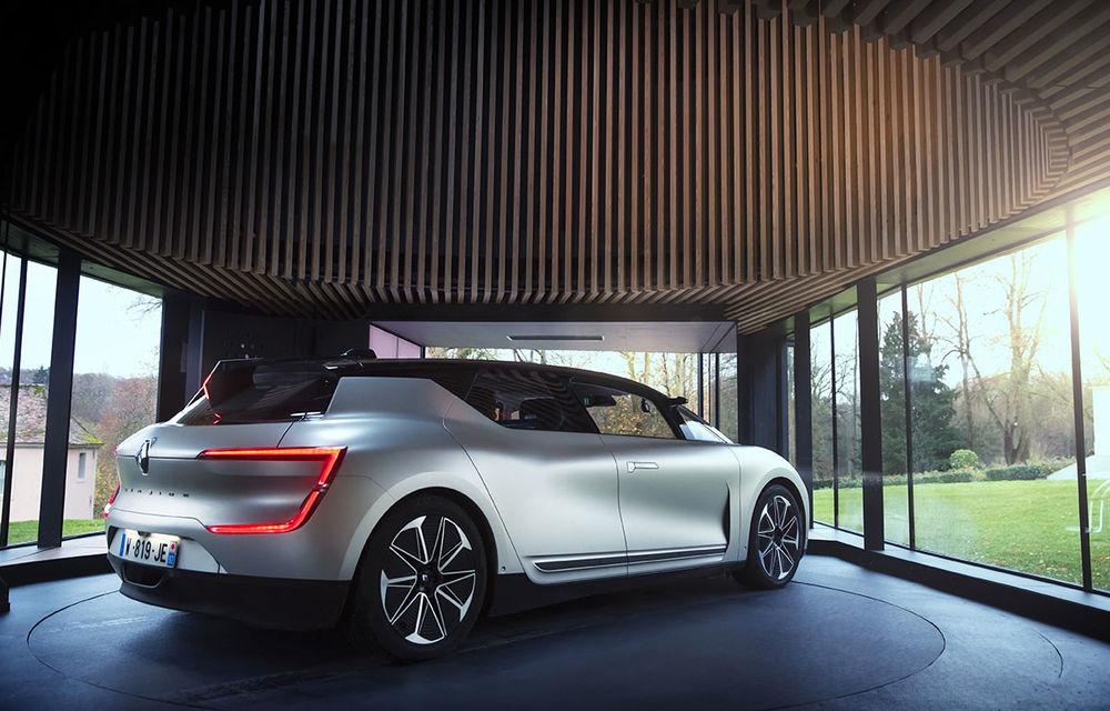 Ziua în care am călătorit în viitor: test în trafic real cu prototipul autonom Renault Symbioz - Poza 62