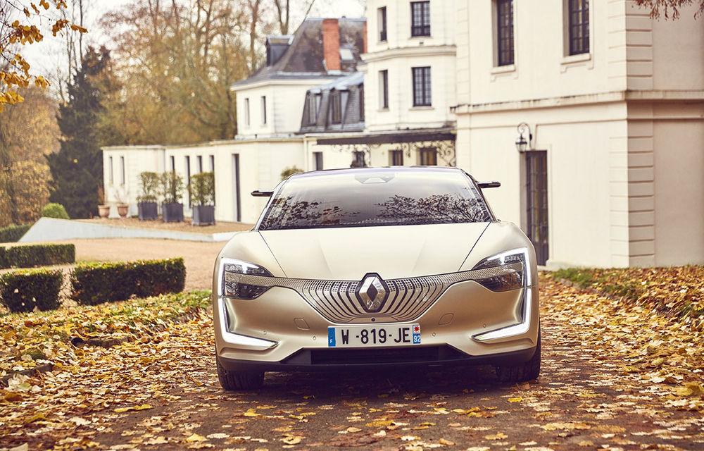 Ziua în care am călătorit în viitor: test în trafic real cu prototipul autonom Renault Symbioz - Poza 37