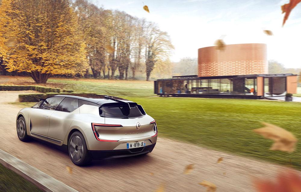 Ziua în care am călătorit în viitor: test în trafic real cu prototipul autonom Renault Symbioz - Poza 33