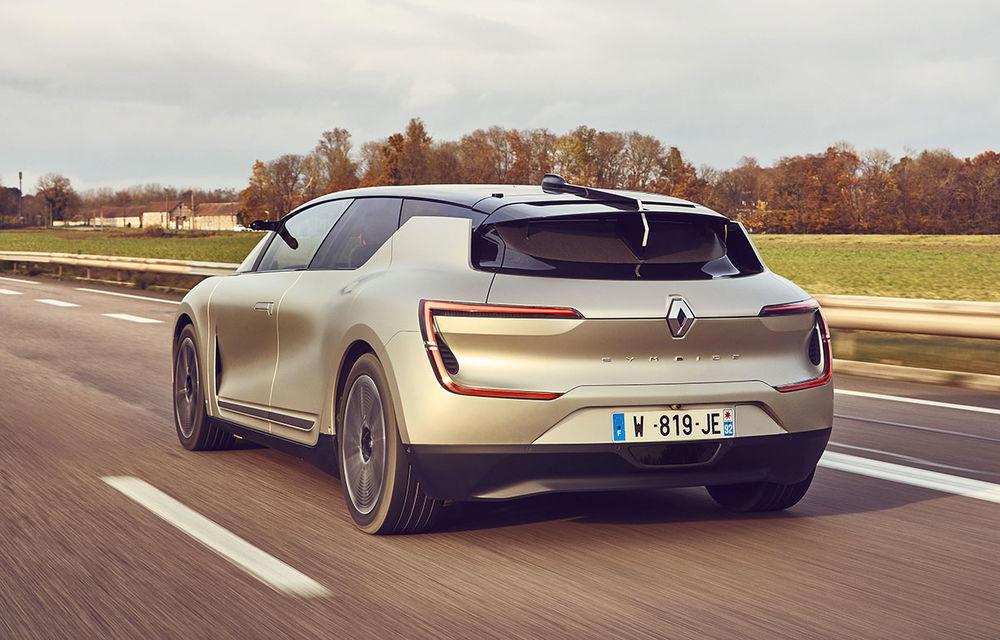 Ziua în care am călătorit în viitor: test în trafic real cu prototipul autonom Renault Symbioz - Poza 44