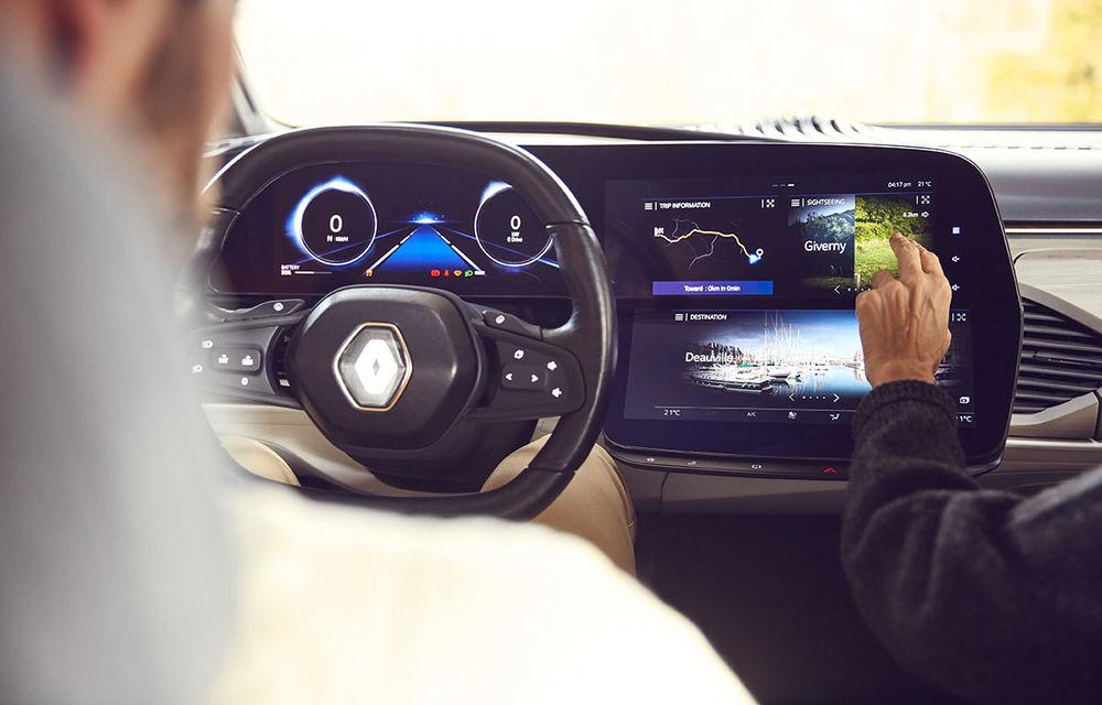 Ziua în care am călătorit în viitor: test în trafic real cu prototipul autonom Renault Symbioz - Poza 26