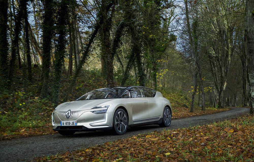 Ziua în care am călătorit în viitor: test în trafic real cu prototipul autonom Renault Symbioz - Poza 69