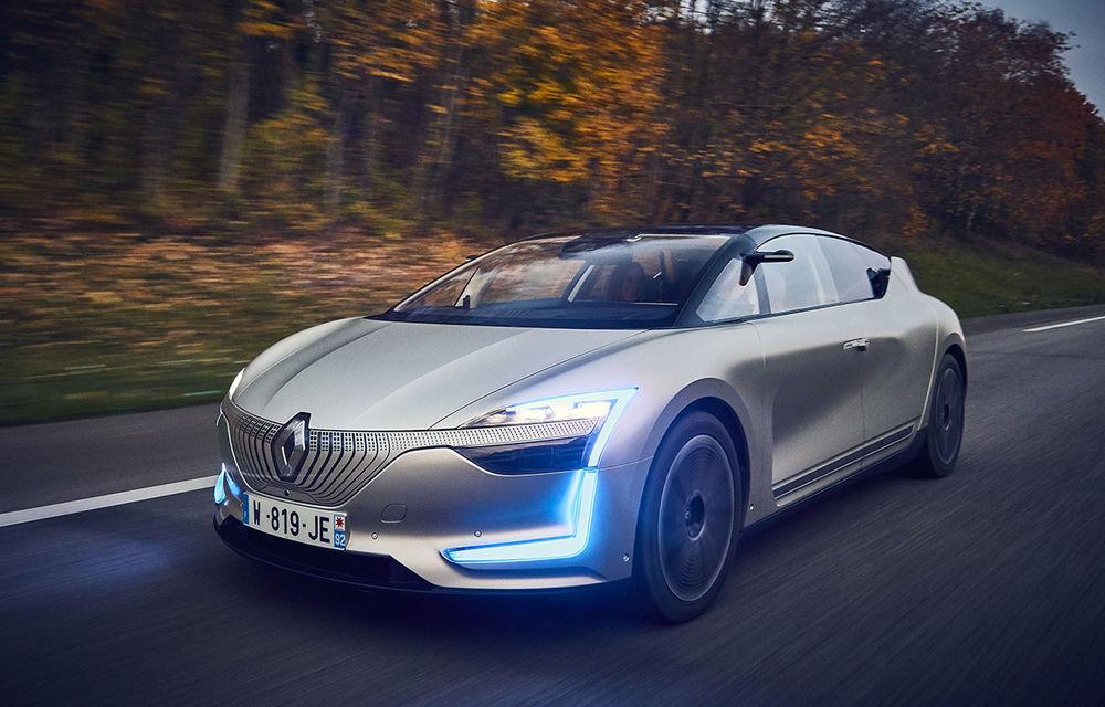 Ziua în care am călătorit în viitor: test în trafic real cu prototipul autonom Renault Symbioz - Poza 43