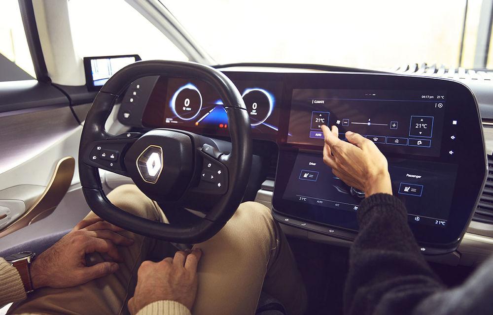 Ziua în care am călătorit în viitor: test în trafic real cu prototipul autonom Renault Symbioz - Poza 25