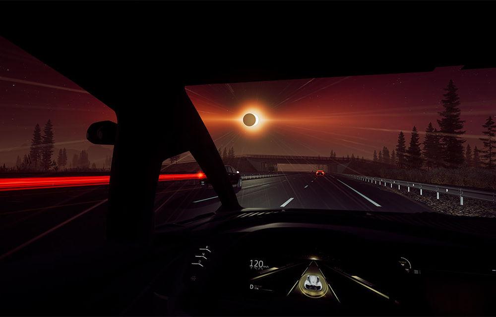 Ziua în care am călătorit în viitor: test în trafic real cu prototipul autonom Renault Symbioz - Poza 85