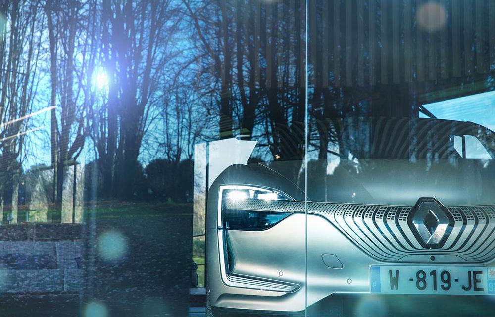 Ziua în care am călătorit în viitor: test în trafic real cu prototipul autonom Renault Symbioz - Poza 50