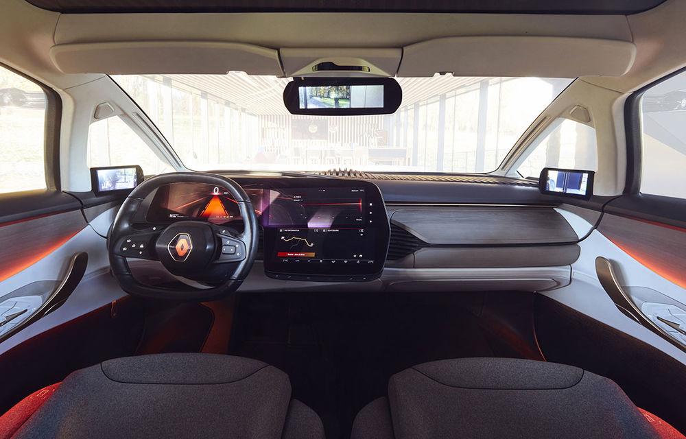 Ziua în care am călătorit în viitor: test în trafic real cu prototipul autonom Renault Symbioz - Poza 22