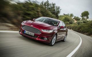 Ford Mondeo ar putea fi eliminat din gama de modele: sedanul va face loc SUV-urilor