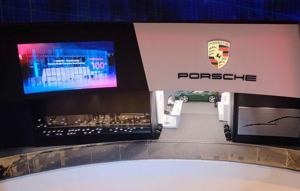 Cea mai mare piață de desfacere pentru Porsche: constructorul din Stuttgart a deschis showroom-ul 100 în China - Poza 1