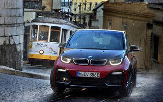De 50 de ori mai rapid: modelele BMW și Mini vor utiliza sistemul avansat de control al tracțiunii de pe electrica BMW i3s