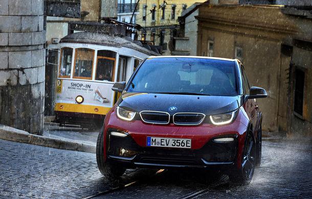 De 50 de ori mai rapid: modelele BMW și Mini vor utiliza sistemul avansat de control al tracțiunii de pe electrica BMW i3s - Poza 1