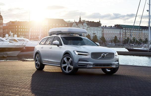 Record absolut pentru Volvo în 2017: peste 570.000 de mașini vândute la nivel mondial - Poza 1
