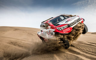 Start în Dakar 2018: Peugeot, Toyota și Mini se luptă la categoria Auto, iar România e reprezentată de Mani Gyenes la categoria Moto