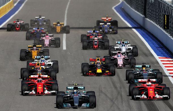 România, în top 20 al țărilor cu cele mai mari audiențe în Formula 1: nicio televiziune nu a cumpărat încă drepturile pentru 2018 - Poza 1