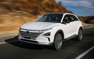 Hyundai Nexo este numele noului SUV electric pe hidrogen al mărcii coreene: autonomie de până la 800 de kilometri