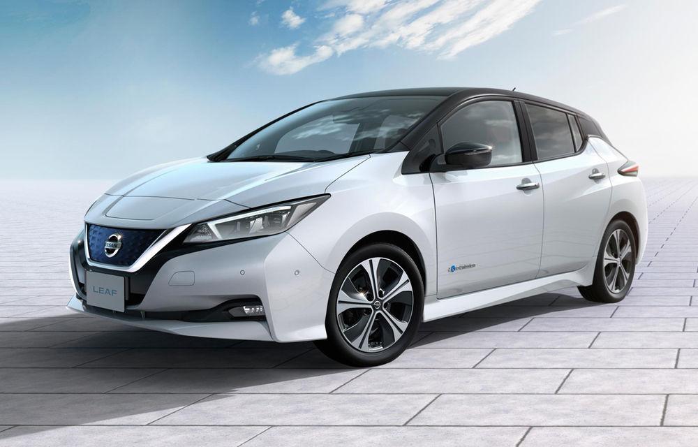 Sărbătoare în Japonia: mașina electrică Nissan Leaf s-a vândut în 300.000 de unități la nivel global de la lansarea din 2010 - Poza 1