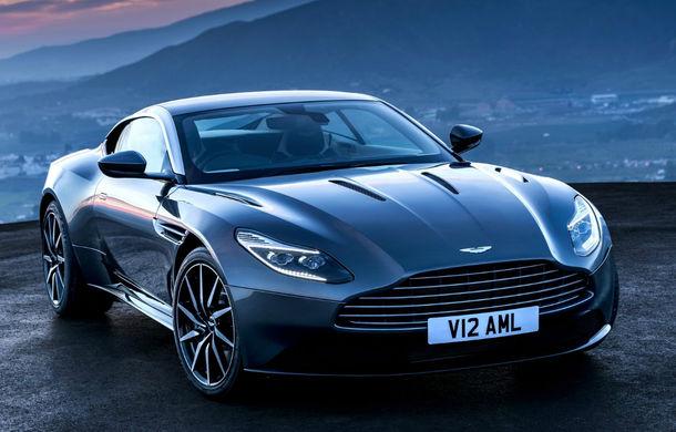 Aston Martin, evaluată la circa 7 miliarde de dolari în cazul unei posibile vânzări: scenariu pentru ieșirea Marii Britanii din UE - Poza 1