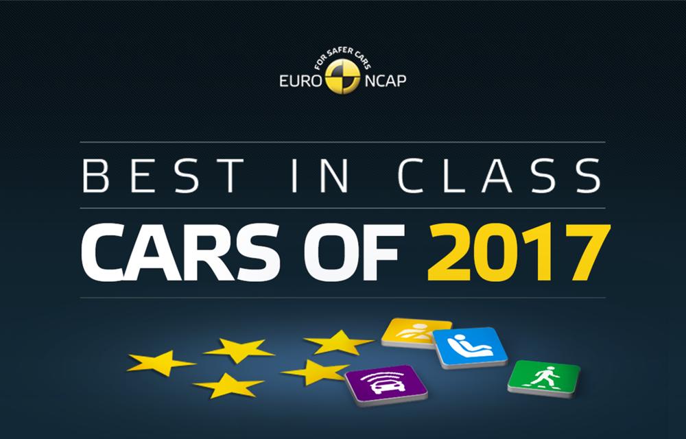 Cele mai sigure mașini lansate în 2017: Volkswagen, Volvo, Opel și Subaru își împart premiile - Poza 1