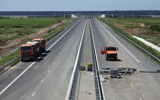 Autostrada Sebeș-Turda, un eșec înainte de deschidere: porțiuni cu benzi de numai 2 metri lățime și asfalt alunecos
