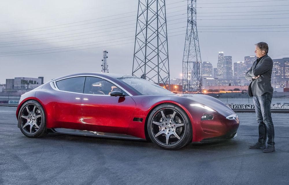 Fisker susține că va lansa o baterie cu autonomie de peste 800 de kilometri: tehnologia ar urma să apară în 2023 - Poza 1