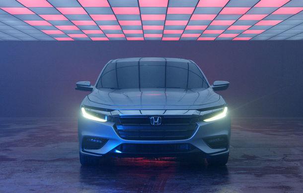 Atac la Prius și Ioniq: hibridul Honda Insight va fi resuscitat în 2018 într-o formă mult îmbunătățită - Poza 10