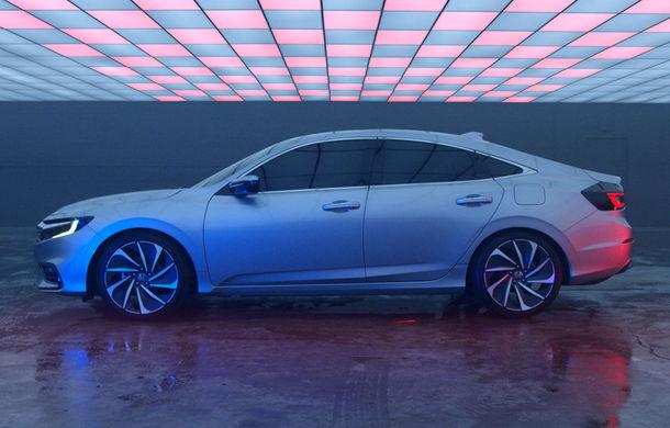 Atac la Prius și Ioniq: hibridul Honda Insight va fi resuscitat în 2018 într-o formă mult îmbunătățită - Poza 9