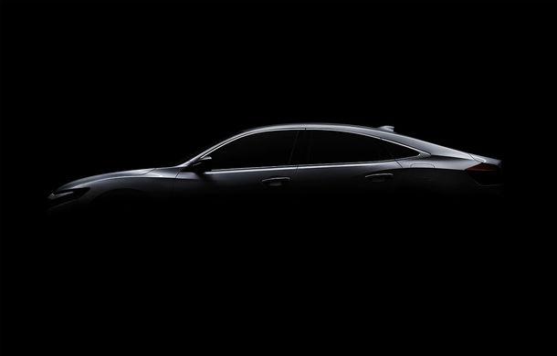 Atac la Prius și Ioniq: hibridul Honda Insight va fi resuscitat în 2018 într-o formă mult îmbunătățită - Poza 12