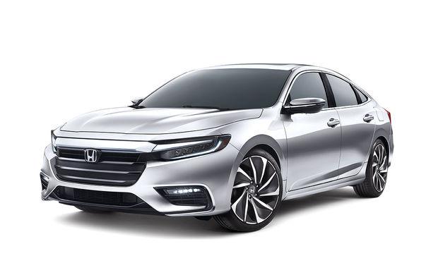 Atac la Prius și Ioniq: hibridul Honda Insight va fi resuscitat în 2018 într-o formă mult îmbunătățită - Poza 1