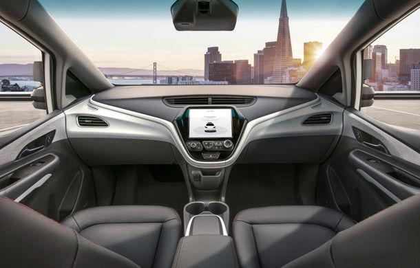 General Motors vrea să lanseze servicii de tip Uber cu mașini fără pedale și volan: modelele Chevrolet Bolt modificate ar putea circula pe drumurile publice din 2019 - Poza 1