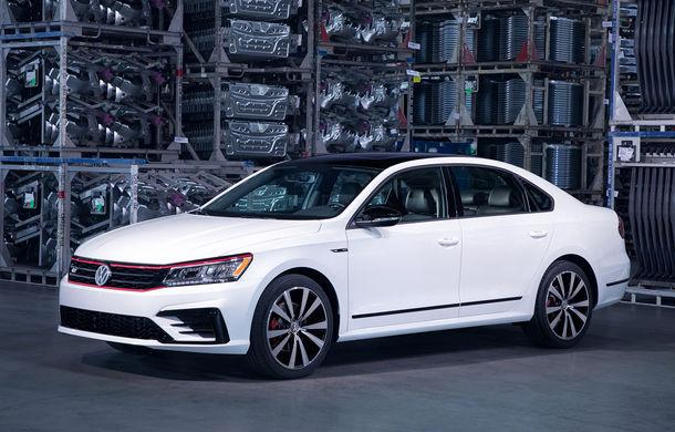 Volkswagen Passat GT: modelul german primește o versiune sportivă pentru clienții din Statele Unite - Poza 1