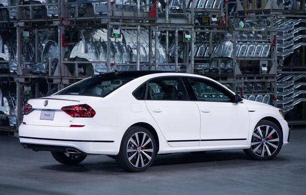Volkswagen Passat GT: modelul german primește o versiune sportivă pentru clienții din Statele Unite - Poza 5