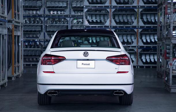 Volkswagen Passat GT: modelul german primește o versiune sportivă pentru clienții din Statele Unite - Poza 3
