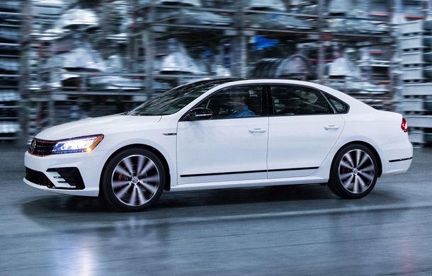 Volkswagen Passat GT: modelul german primește o versiune sportivă pentru clienții din Statele Unite - Poza 7