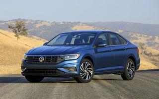 Noua generație Volkswagen Jetta: compacta germană primește noutăți la design, dar are șanse mici să ajungă în Europa