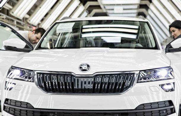 În pas cu cererea: Skoda a demarat asamblarea SUV-ului Karoq și în cadrul fabricii din Mlada Boleslav - Poza 1