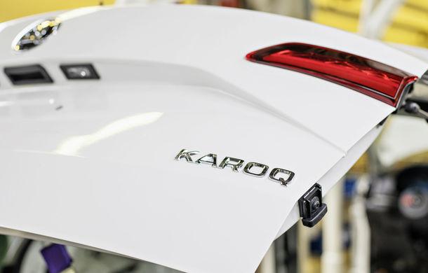 În pas cu cererea: Skoda a demarat asamblarea SUV-ului Karoq și în cadrul fabricii din Mlada Boleslav - Poza 2