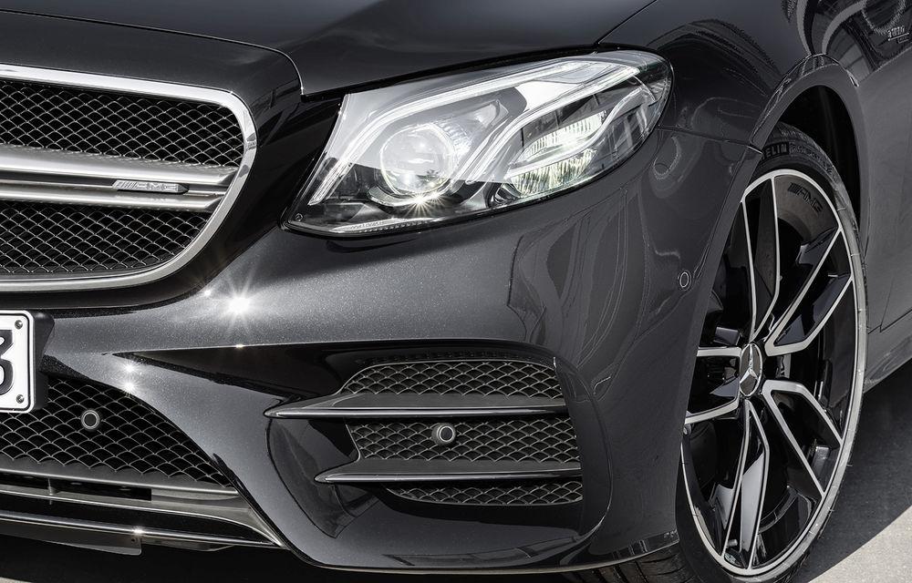 Un nou membru în familia Mercedes-AMG: nemții lansează seria 53 AMG cu 435 CP și sistem micro-hibrid pentru CLS, Clasa E Coupe și Clasa E Cabriolet - Poza 28