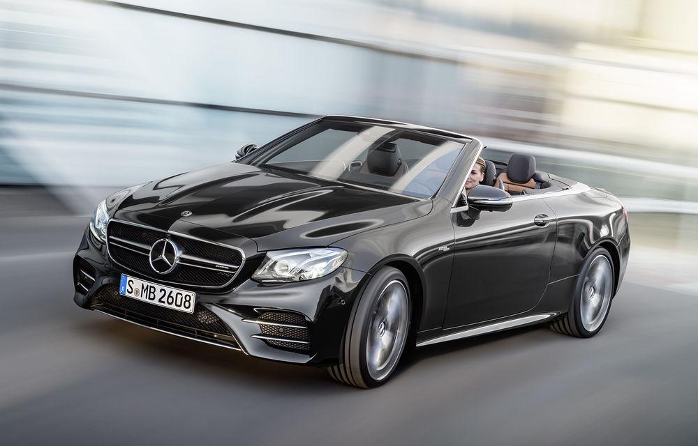 Un nou membru în familia Mercedes-AMG: nemții lansează seria 53 AMG cu 435 CP și sistem micro-hibrid pentru CLS, Clasa E Coupe și Clasa E Cabriolet - Poza 34