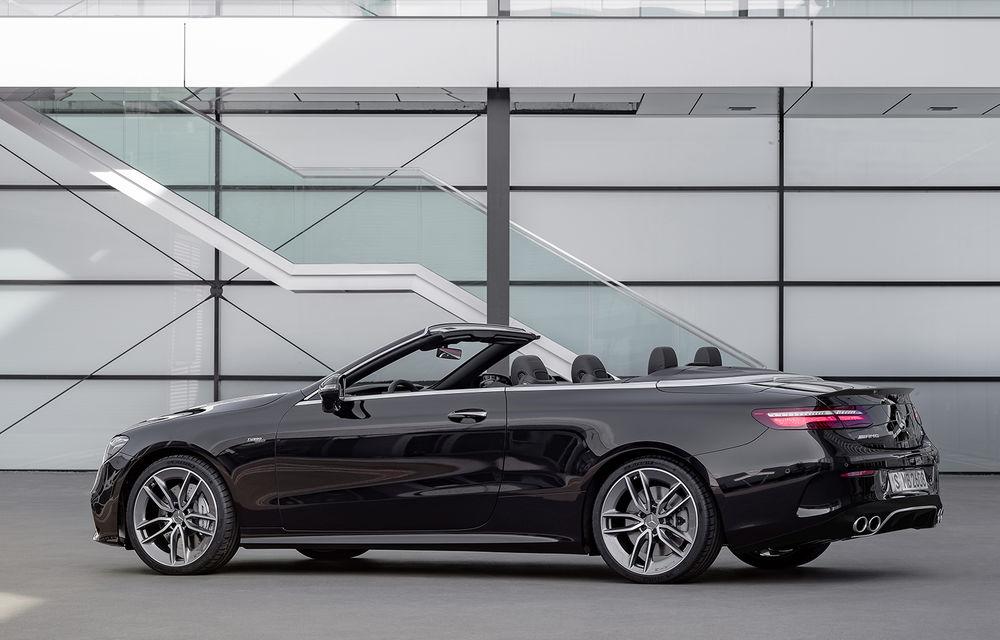 Un nou membru în familia Mercedes-AMG: nemții lansează seria 53 AMG cu 435 CP și sistem micro-hibrid pentru CLS, Clasa E Coupe și Clasa E Cabriolet - Poza 38