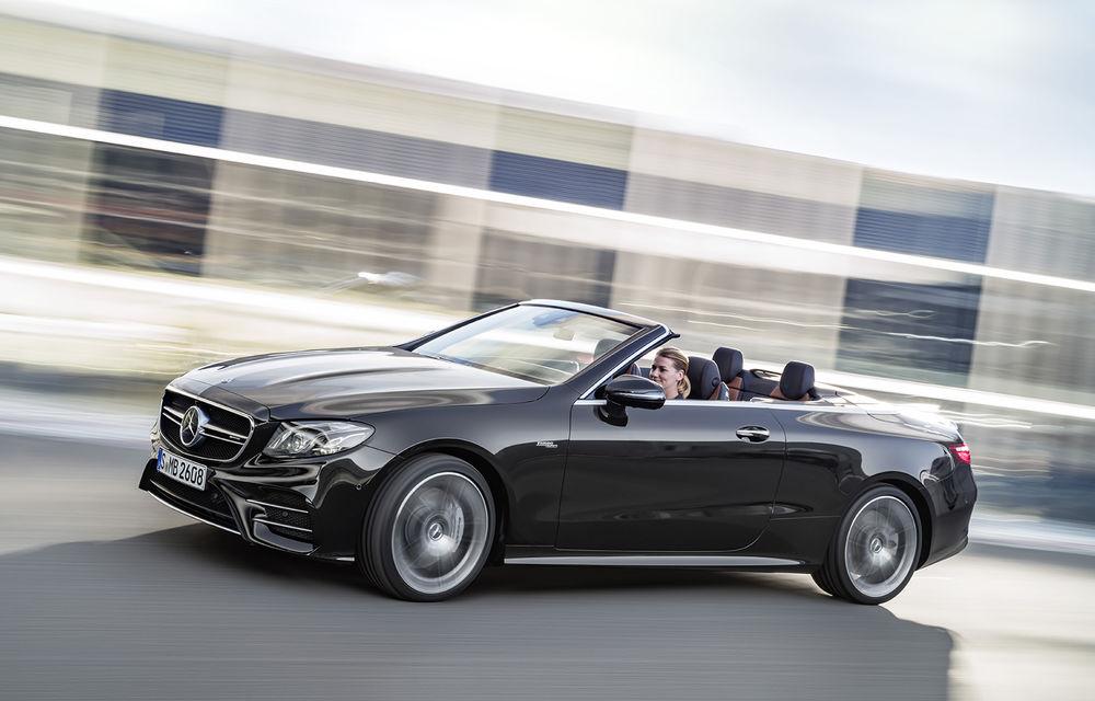 Un nou membru în familia Mercedes-AMG: nemții lansează seria 53 AMG cu 435 CP și sistem micro-hibrid pentru CLS, Clasa E Coupe și Clasa E Cabriolet - Poza 33