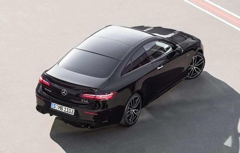 Un nou membru în familia Mercedes-AMG: nemții lansează seria 53 AMG cu 435 CP și sistem micro-hibrid pentru CLS, Clasa E Coupe și Clasa E Cabriolet - Poza 24