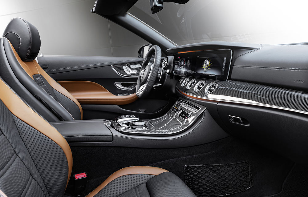 Un nou membru în familia Mercedes-AMG: nemții lansează seria 53 AMG cu 435 CP și sistem micro-hibrid pentru CLS, Clasa E Coupe și Clasa E Cabriolet - Poza 47