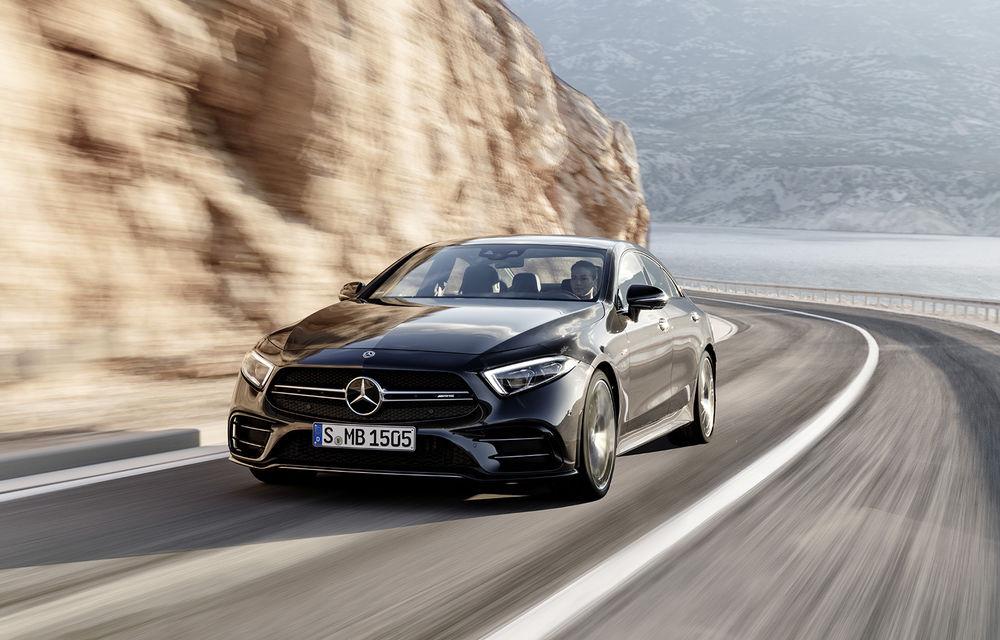Un nou membru în familia Mercedes-AMG: nemții lansează seria 53 AMG cu 435 CP și sistem micro-hibrid pentru CLS, Clasa E Coupe și Clasa E Cabriolet - Poza 5