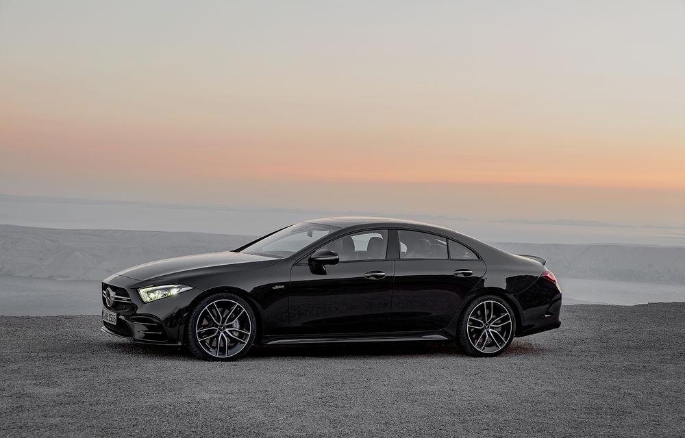 Un nou membru în familia Mercedes-AMG: nemții lansează seria 53 AMG cu 435 CP și sistem micro-hibrid pentru CLS, Clasa E Coupe și Clasa E Cabriolet - Poza 13